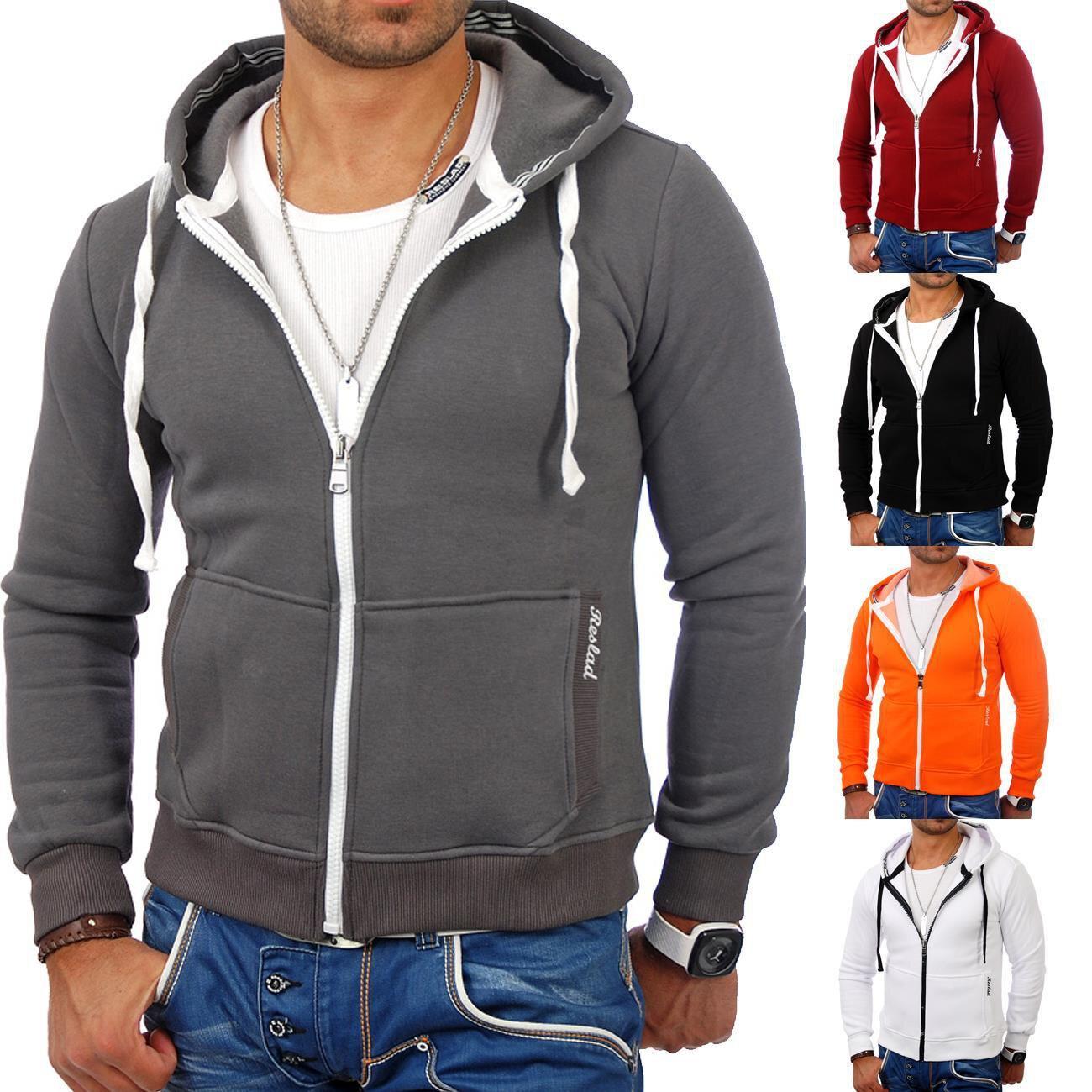 1c0969c947ff Reslad Sweatjacke RS-1002   Großhandel Textil