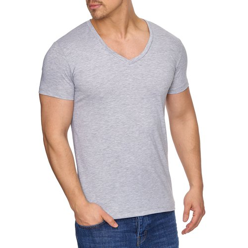 Reslad T-Shirt V-Neck Uni RS-5052