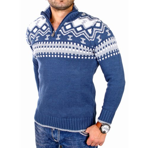 Reslad Norweger Pullover RS-3110